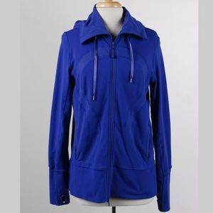 Lululemon Purple Jacket Size 12